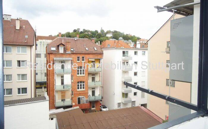 Balkon - Mietwohnung - Stuttgart