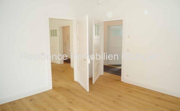 Detailansicht Zimmer - Mietwohnung - Stuttgart