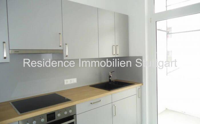Einbauküche - Mietwohnung - Stuttgart