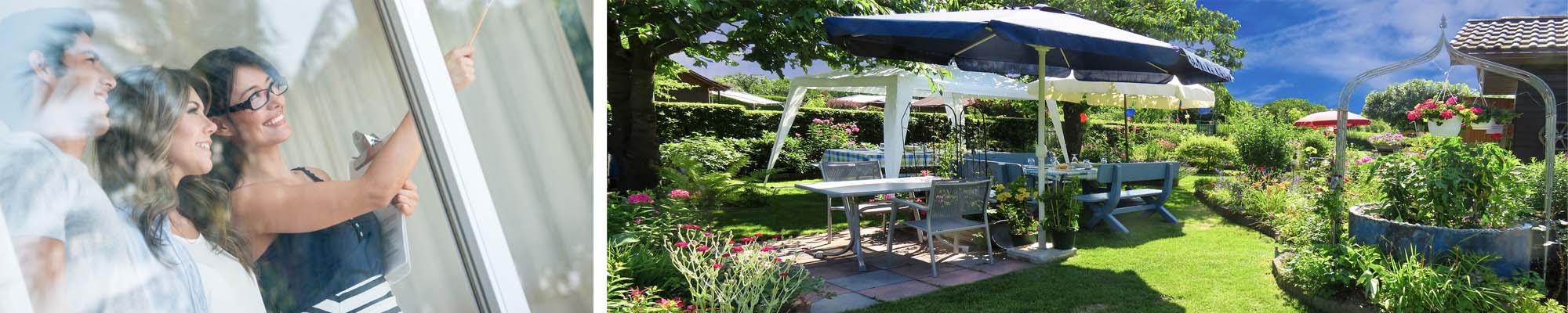 Gartenmöbel – Für jedes Material die richtige Pflege