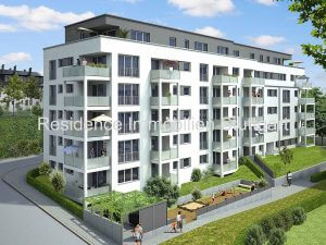 Gebäude - Mietwohnung Stuttgart Nord