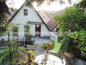 Gebäudeansicht - Einfamilienhaus - Stuttgart
