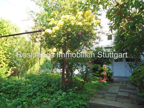 Gemeinschaftsgarten - Wohnung - Stuttgart