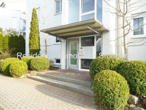 Hauseingang - Wohnung - Magstadt
