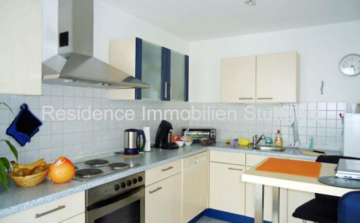 Küche - Wohnung - Magstadt