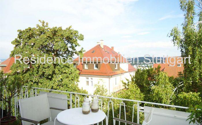 Stuttgart Nord Wohnung mieten