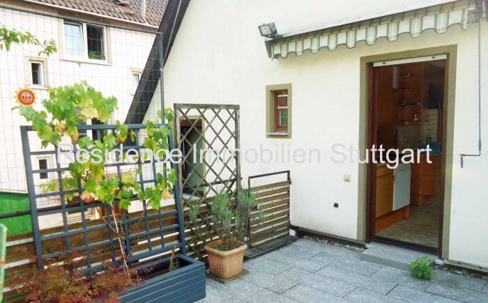 Terrasse - Einfamilienhaus - Stuttgart