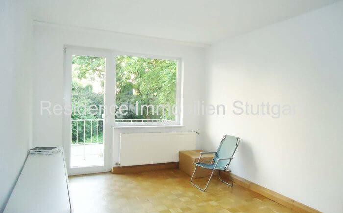Wohnbereich - Wohnung - Stuttgart Ost