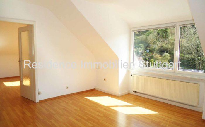 Wohnbereich - Wohnung - kaufen - verkaufen - am Bopser - Stuttgart