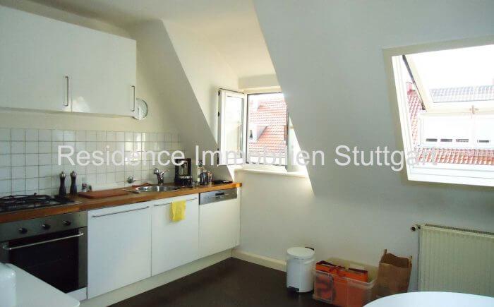 Wohnküche - Wohnung - Stuttgart