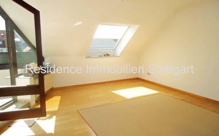 Wohnzimmer - Eigentumswohnung - Ostfildern Ruit
