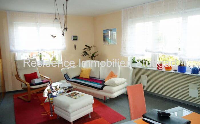 Wohnzimmer - Wohnung - Magstadt