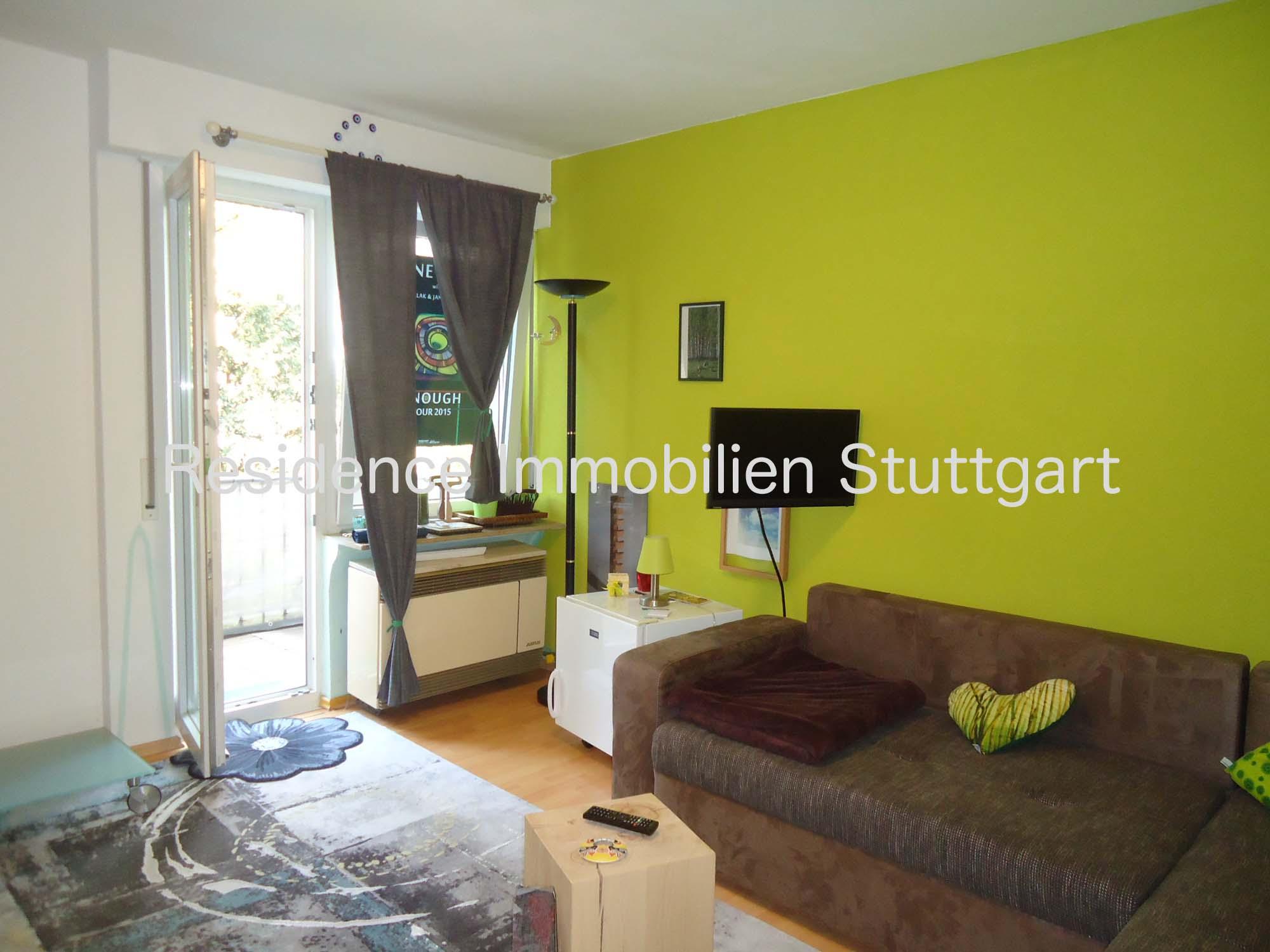 Klein Aber Fein Schönes 1 Zimmer Appartement Mit Balkon In Hhl