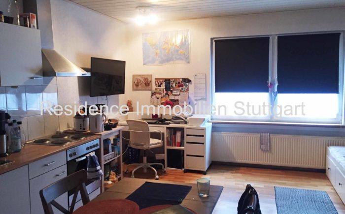 Wohnbereich -Wohnung Stuttgart Möhringen