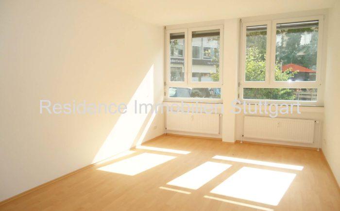 Zimmer - Mietwohnung - Stuttgart Mitte
